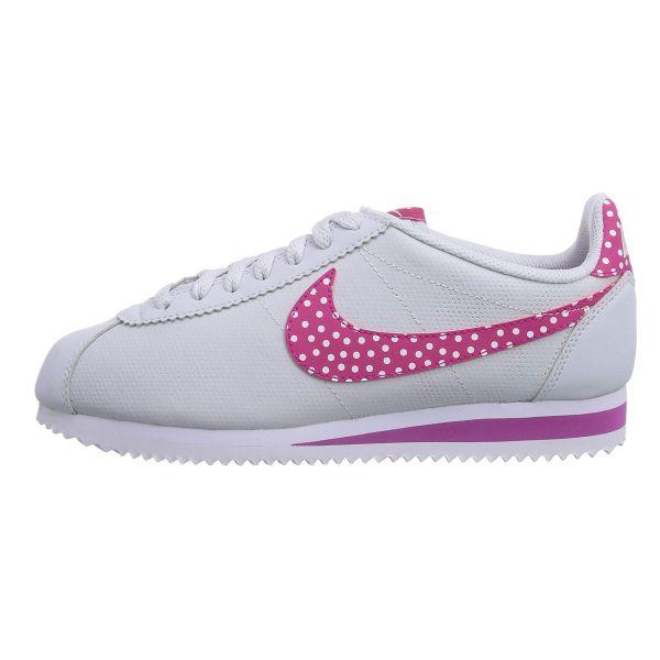 کفش راحتی زنانه نایکی مدل CLASSIC CORTEZ LEATHER کد ۰۶۱