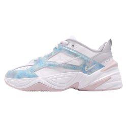 کفش راحتی زنانه نایکی مدل M2k tekno Iridescent