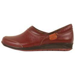 کفش روزمره زنانه پارینه چرم مدل SHOW1-2