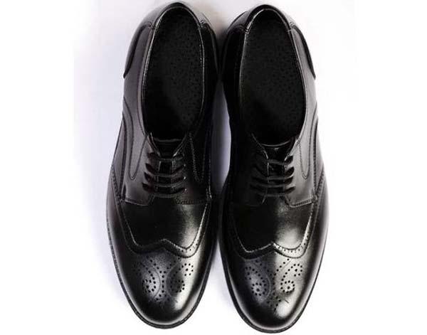 کفش رسمی مردانه مدل m163m عکس دوم
