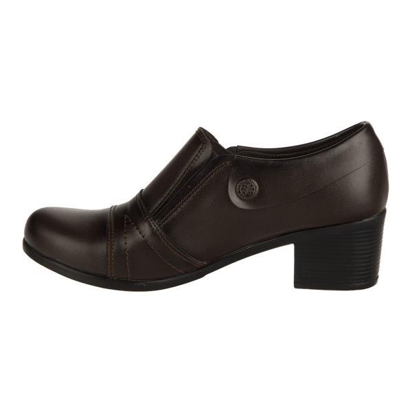 خرید اینترنتی ۲۱ مدل کفش چرم زنانه شیک همراه با بررسی