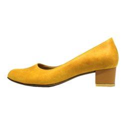 کفش زنانه چرم آرا مدل sh009 کد 2