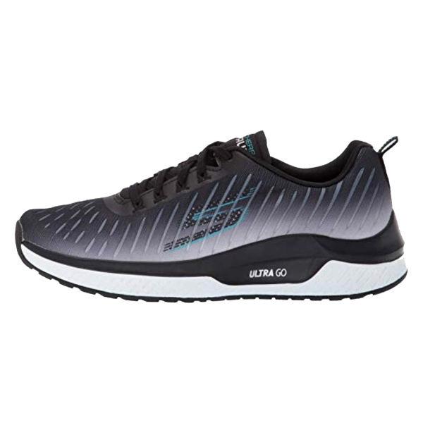 کفش مخصوص دویدن زنانه اسکچرز مدل 16029-BKTQ