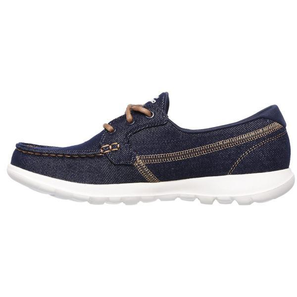 کفش مخصوص دویدن زنانه اسکچرز مدل15435DEN