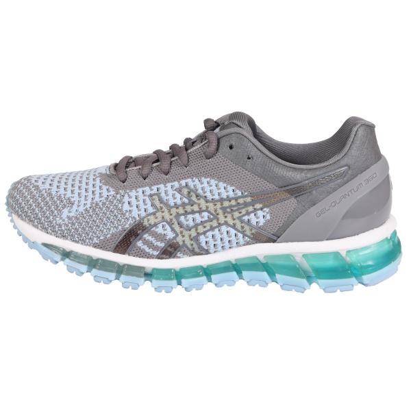 کفش مخصوص دویدن زنانه اسیکس مدل QUANTUM 360 KNIT کد 889436610607