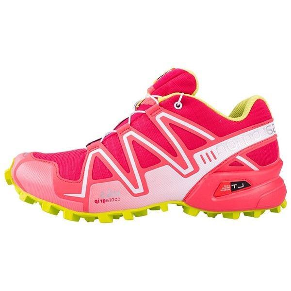 کفش مخصوص دویدن زنانه سالومون مدل Speedcross 3 کد 371076