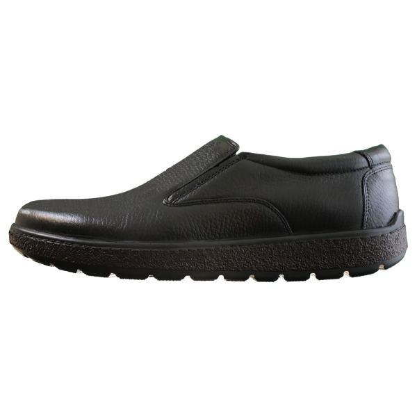 کفش مردانه چرم طبیعی اردا مدل 0035