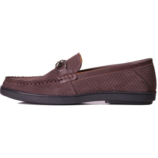 کفش مردانه چرم طبیعی ژاو مدل 1192
