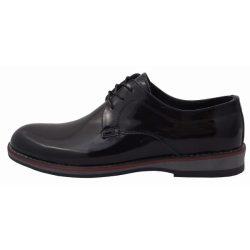 کفش چرم طبیعی مردانه کد A45