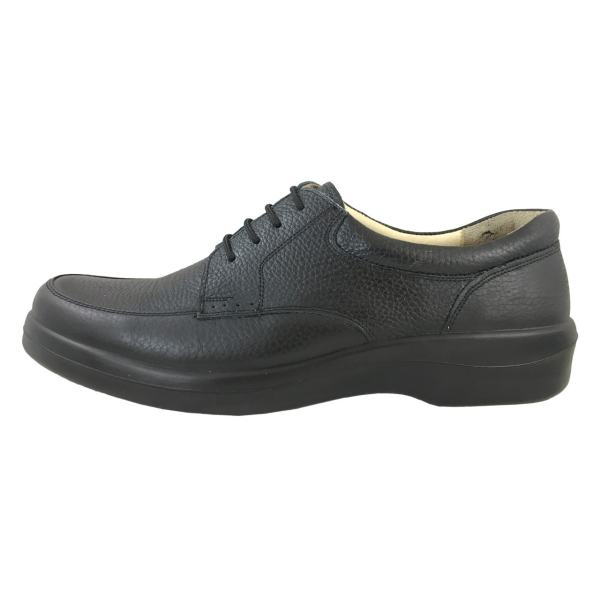 کفش چرم طبی مردانه پای آرا مدل صدرا کد 2203