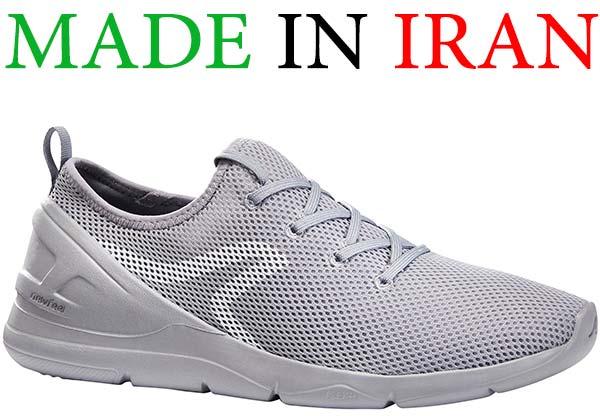 کفش اسپرت ایرانی ساخت ایران