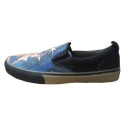 کفش روزمره مردانه اسکچرز طرح Star warse