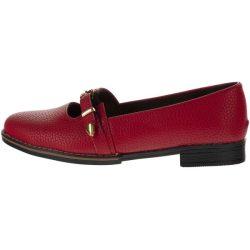 کفش زنانه سینا مدل صبا قرمز