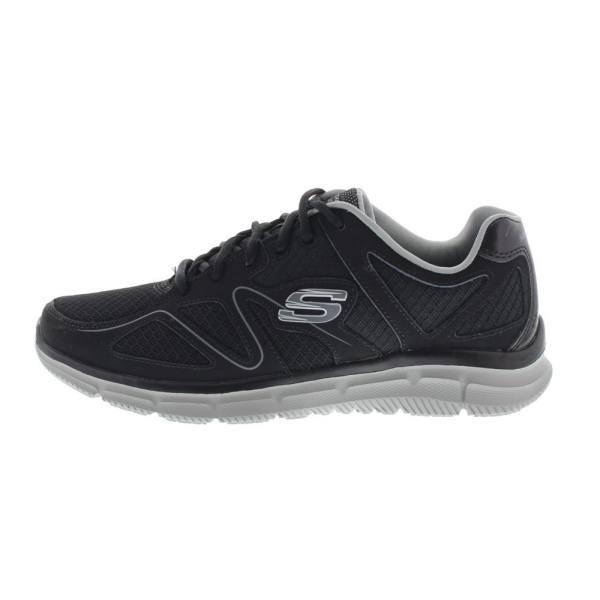 کفش مخصوص پیاده روی مردانه اسکچرز مدل 58350BKGY