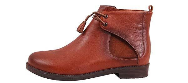 کفش زنانه برند شهر چرم