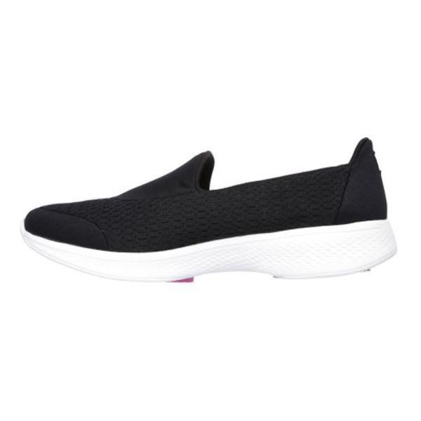 کفش راحتی زنانه اسکچرز مدل 14148BKW