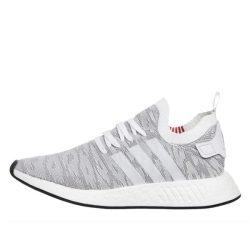 کفش راحتی مردانه آدیداس مدل NMD R2 Primeknit BY9410
