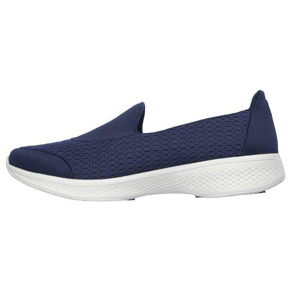 کفش مخصوص پیاده روی زنانه اسکچرز مدل 14148NVGY