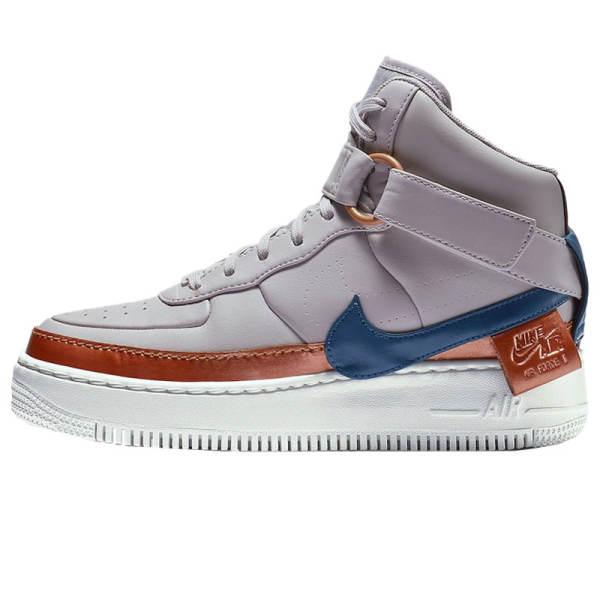 کفش مخصوص پیاده روی زنانه نایکی مدل Air Force 1 High Jester XX - AR0625-500