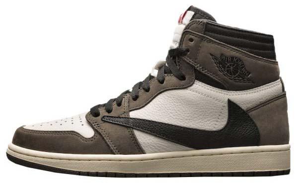 کفش راحتی زنانه نایکی مدل Air Jordan 1