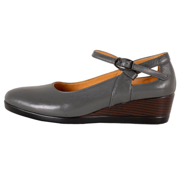 کفش روزمره زنانه پارینه چرم مدل SHOW38-3