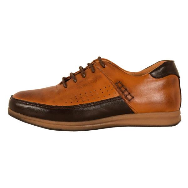 کفش روزمره زنانه پارینه چرم مدل SHOW41-1