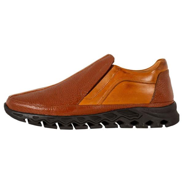 کفش روزمره زنانه پارینه چرم مدل SHOW42-1