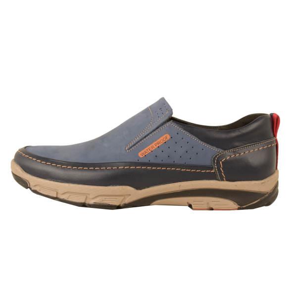 کفش روزمره مردانه پارینه چرم مدل SHO179-6