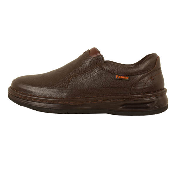 کفش روزمره مردانه پارینه چرم مدل SHO184-7