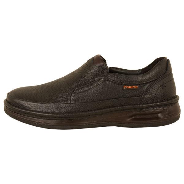 کفش روزمره مردانه پارینه چرم مدل SHO184