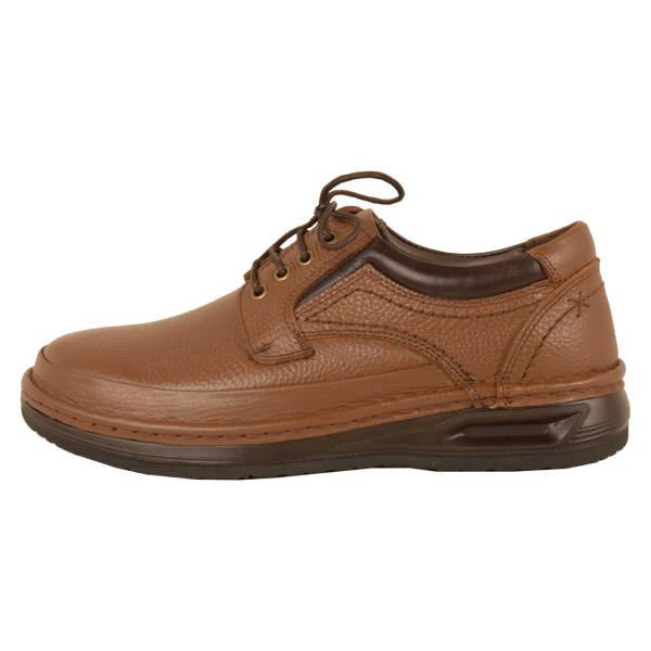 کفش روزمره مردانه پارینه چرم مدل SHO185-1