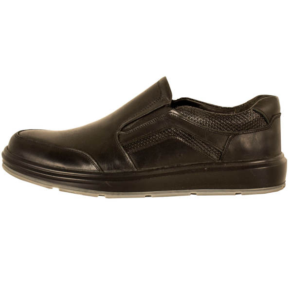 کفش روزمره مردانه پارینه چرم مدل SHO194