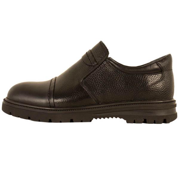 کفش روزمره مردانه پارینه چرم مدل SHO199