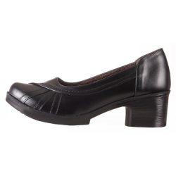 کفش زنانه طبی سینا مدل ملیکا کد 1 رنگ مشکی