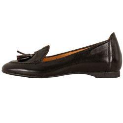 کفش زنانه پارینه چرم مدل SHOW36 مشکی