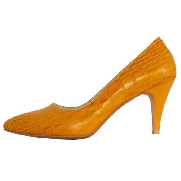 کفش زنانه پارینه چرم مدل SHOW43-4