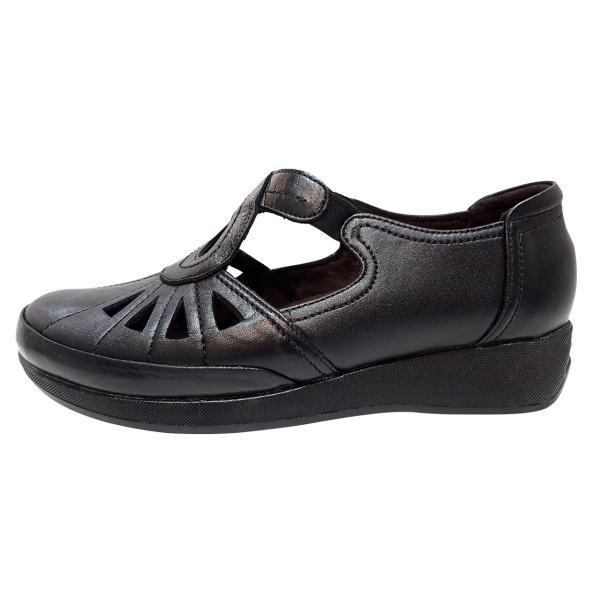 کفش طبی زنانه روشن مدل 01-1185