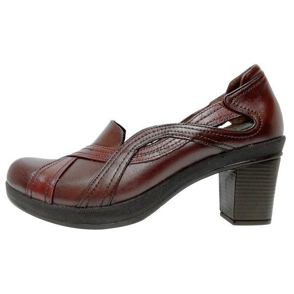 کفش طبی زنانه روشن مدل 214 کد 02