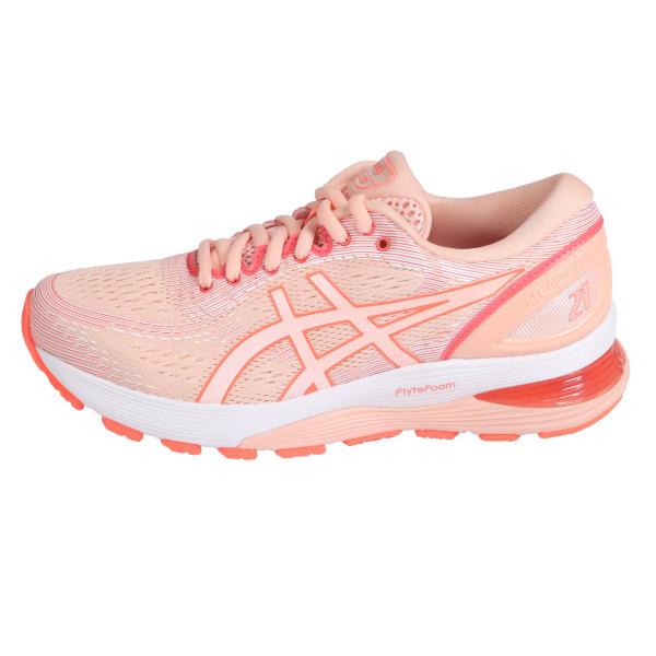 کفش مخصوص پیاده روی زنانه اسیکس مدل GEL-NIMBUS 21 کد 1012A156-701