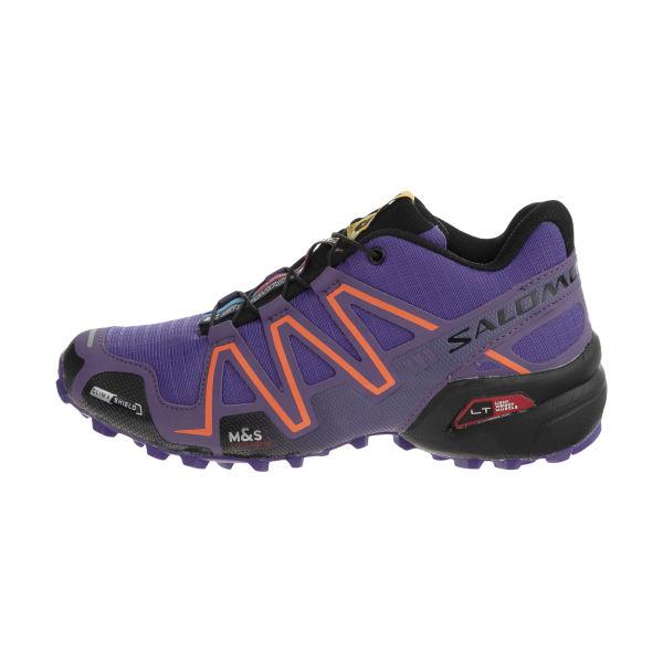 کفش مخصوص پیاده روی زنانه سالومون مدل 128650