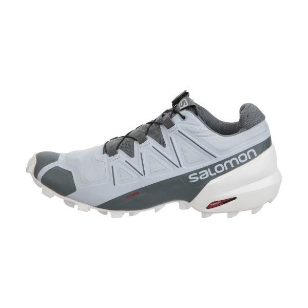 کفش مخصوص پیاده روی زنانه سالومون مدل speed cross 5