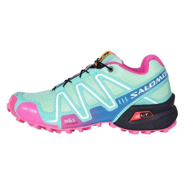 کفش مخصوص پیاده روی زنانه سالومون مدل speed cross u42148