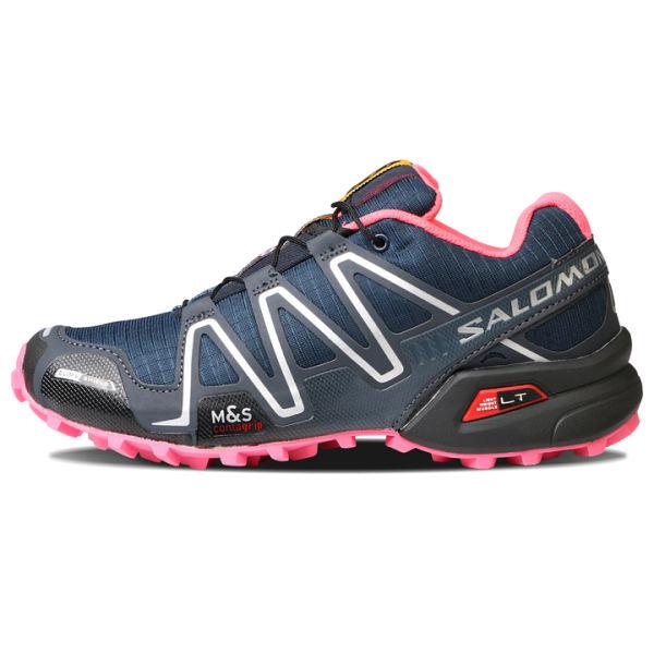 کفش مخصوص پیاده روی زنانه سالومون مدل speed cross3 -clima shield
