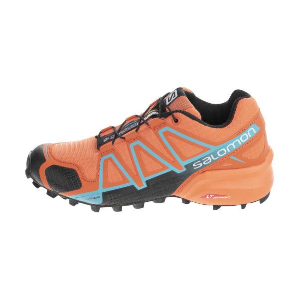 کفش مخصوص پیاده روی زنانه سالومون مدل speed cross4