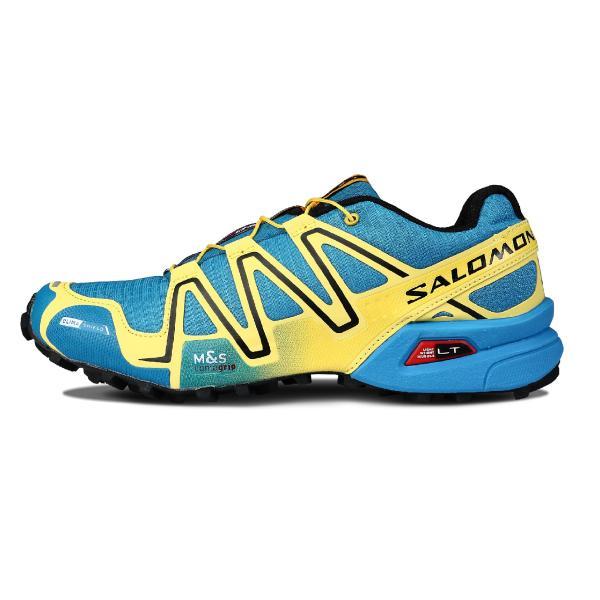 کفش مخصوص پیاده روی مردانه سالومون مدل speed cross3 979658-11