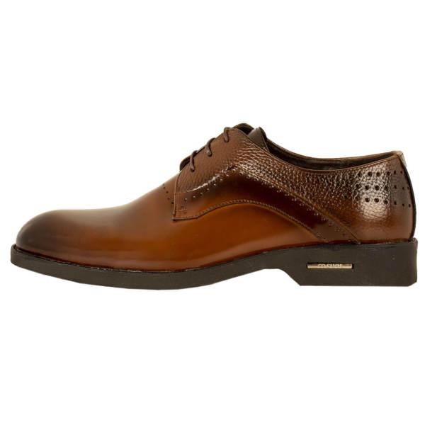 جنس: چرم نحوه بسته شدن: بند کفی کفش: قابلیت ارتجاعی ویژگی های تخصصی: مقاوم در برابر سایش جنس زیره: پلی اورتان