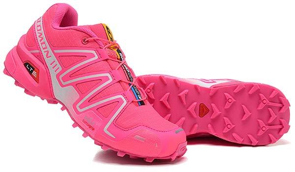 کفش پیاده روی زنانه سالامون