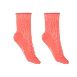 جوراب زنانه آلمانی نوردای قرمز کد 497852/3 بسته 2 عددی