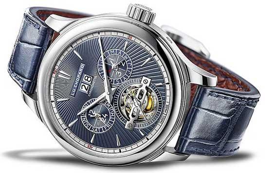 گرانترین ساعت جهان شوپارد ال یو سی آل این وان جانوس