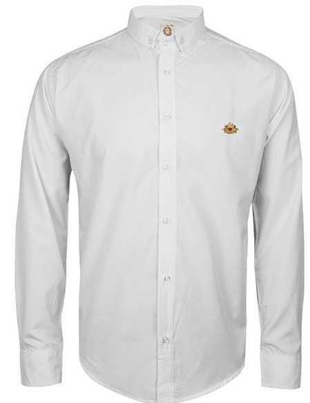 پیراهن مردانه شیک سفید